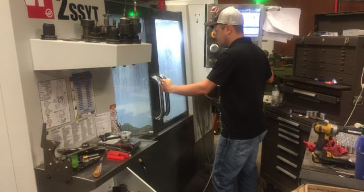 dallas cnc machine shop