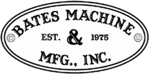 Bates Machine and Mfg logo
