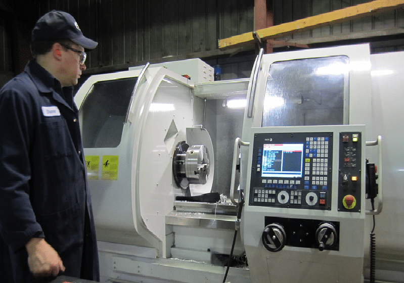 CNC Machine Shop Dallas